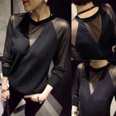 Fashion, Lace, Long Sleeve, Long sleeved