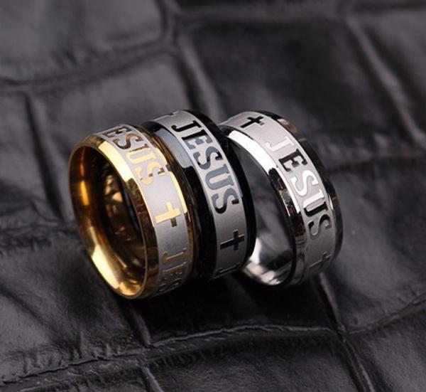 Steel, goldplated, Fashion, Christian