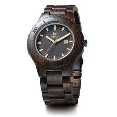 Wood, quartz, fashion watches, woodenwatche