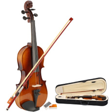 case, Musical Instruments, 12acousticviolin, naturalcolor