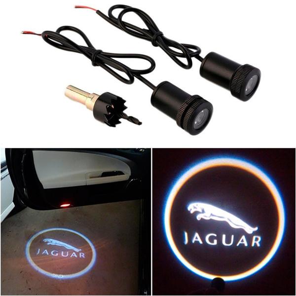 Laser, projector, Door, Cars