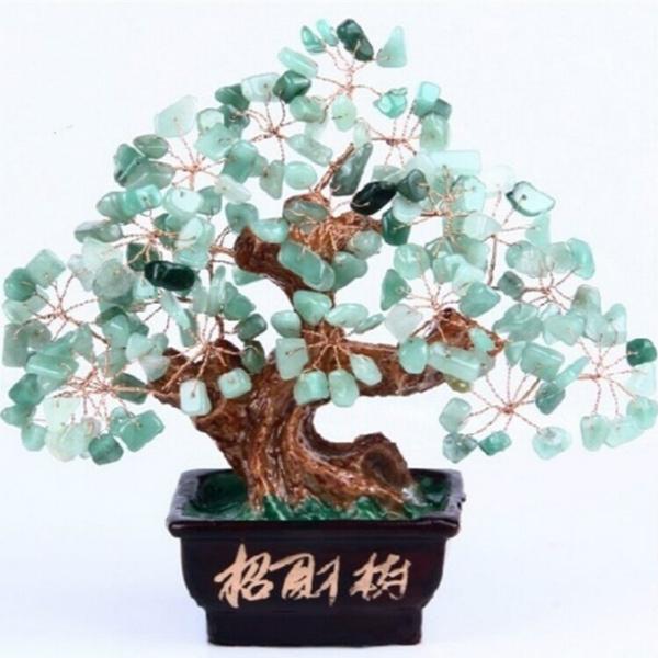 crystalmoneytree, quartz, moneytree, Office