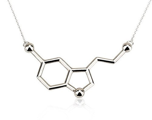 Necklace, serotoninnecklace, Jewelry