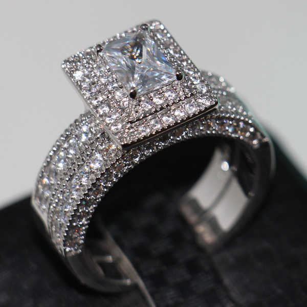 White Gold, whitegoldring, bandring, wedding ring