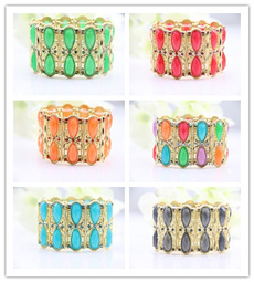 Antique, Crystal Bracelet, Jewelry, Bracelet