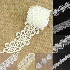 lace trim, Polyester, venicelacetrim, Lace