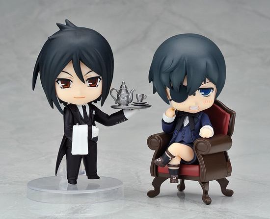 Toy, blackbutler, Gifts For Men, animefigureactionamptoyfigure