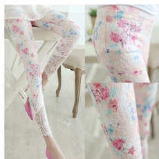 Leggings, Plus Size, Casual pants, Bottom