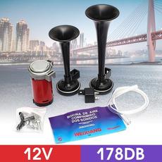 Automotive, horn, airhorn, compressor