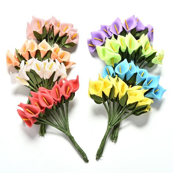 Mini, diywreath, Flowers, minicalla