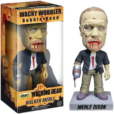 Zombies, walkingdead, Head, Toy