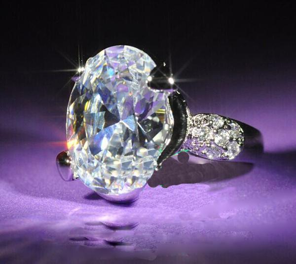 taznzanitering, DIAMOND, 925 sterling silver, Jewelry