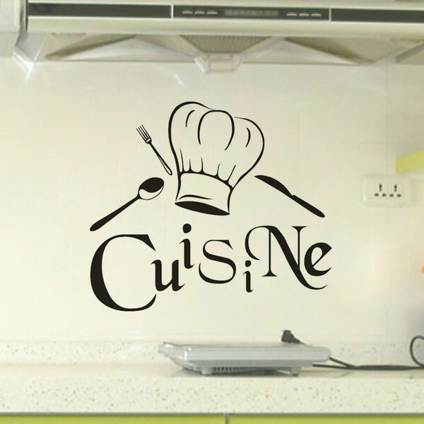 Forks, cuisine, Kitchen & Dining, kitchendecal
