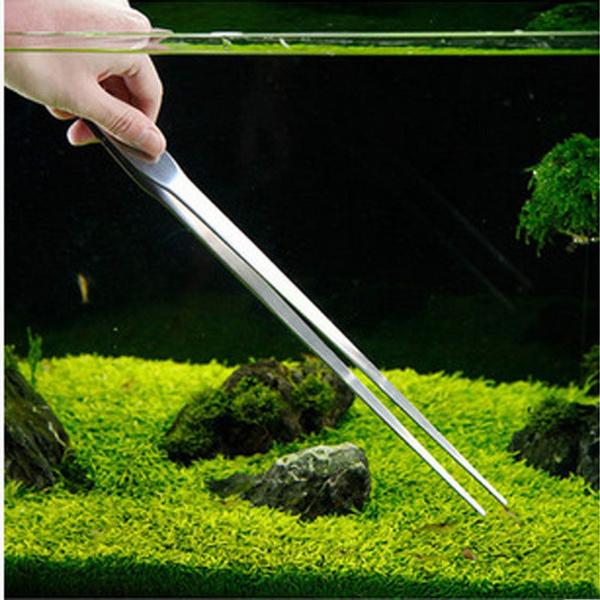 Steel, fishaquarium, tankstraighttweezer, gadget