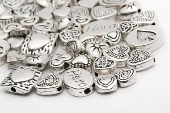 Heart, Bracelet Making, Heart Shape, Jewelry Making