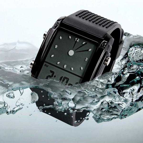 Chronograph, unisex watch, modish, quartz