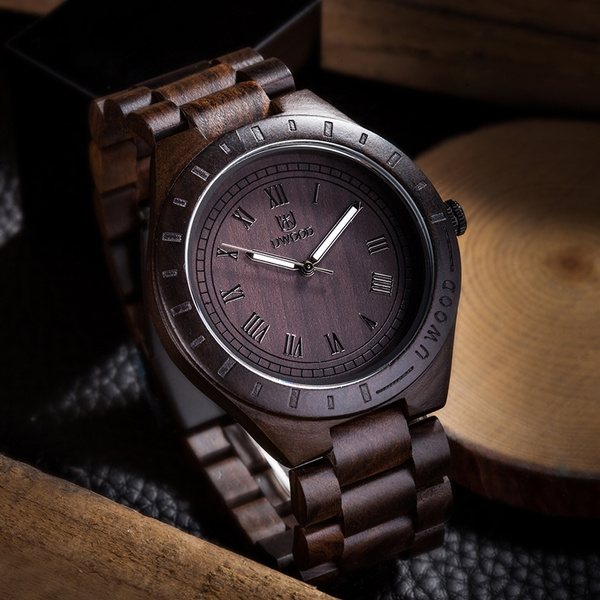 woodenwatch, quartz, Gifts, fashion watches