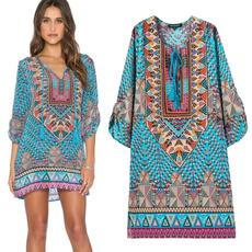 Blues, Summer, Dresses, Dress