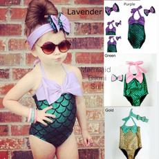 mermaid, Fashion, bikini set, kidsbikini