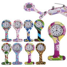 nurseswatch, krankenschwesternuhren, silicone watch, stainlessdial