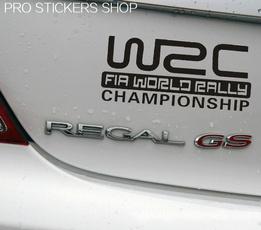 Car Sticker, Golf, wrc, Cars