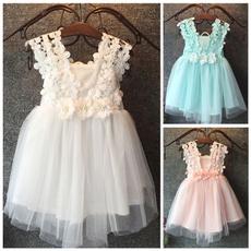 gowns, Flowers, Lace, sundress