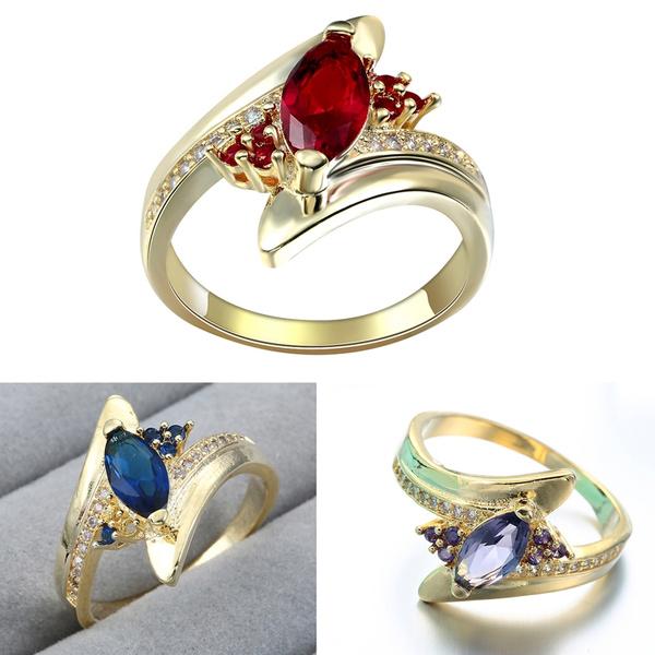 yellow gold, Fashion, wedding ring, Gifts