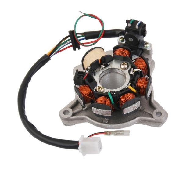 magnetostator, Motorcycle part, Bikes, statorcoil