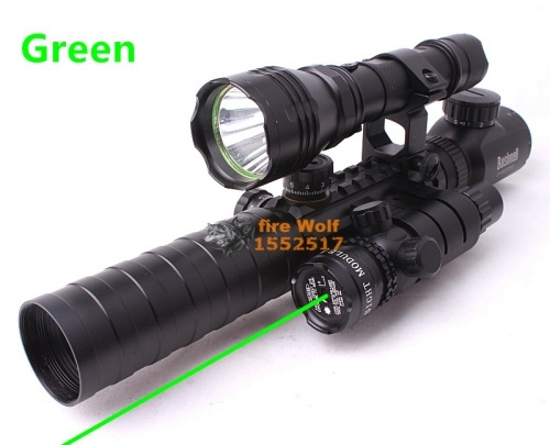Flashlight, sightingdevice, opticalsight, Laser
