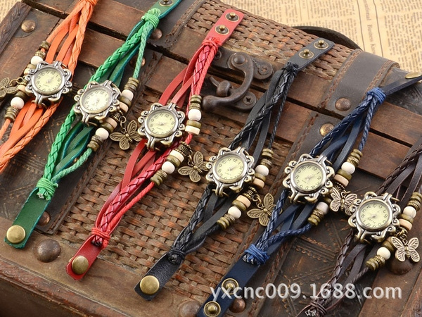 Jewelry, Multi-layer, Watch, Bracelet