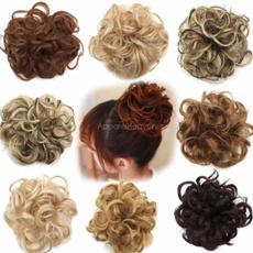wig, hairchignon, hairbun, womenhairpiece