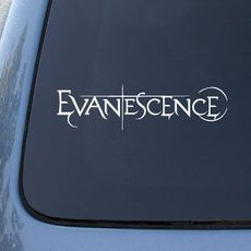 Decal, evanescence, Color, Stickers