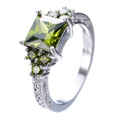 White Gold, Jewelry, gold, peridot