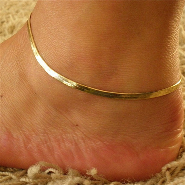 Fashion, Anklets, Chain, circlet