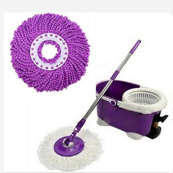Head, Magic, 360rotating, mop