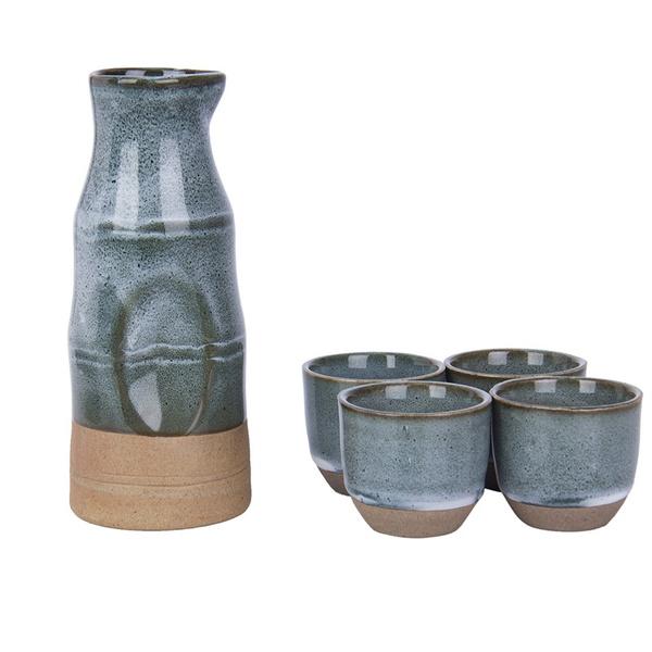 Cup, sake, sakepot, Ceramic
