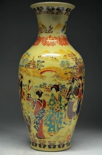 ancient, Beauty, Chinese, Ceramic
