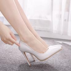 nudeheel, Women, blackpump, Womens Shoes