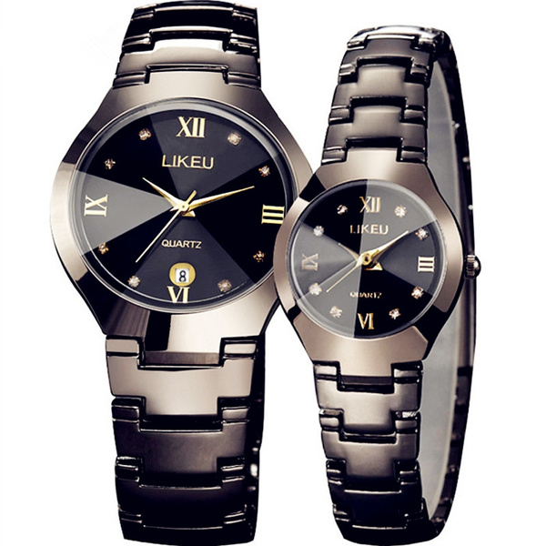 quartz, elegantpersonality, couplewatchesforlover, fashion watches