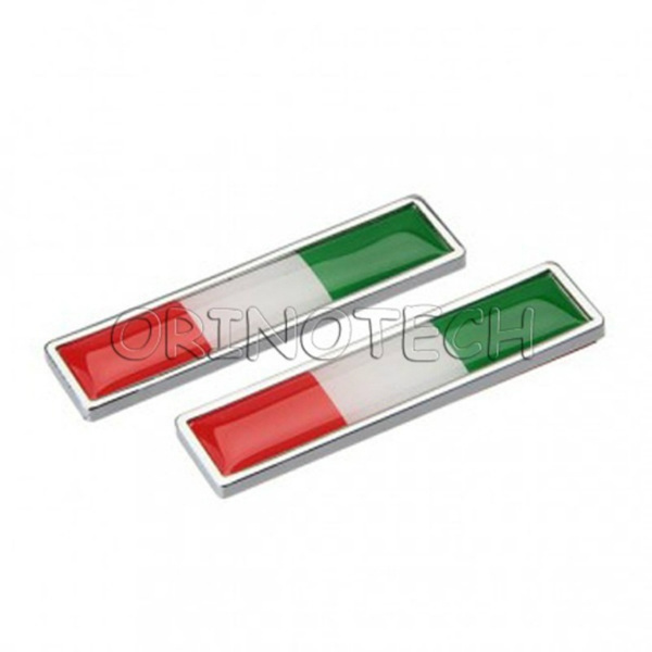 Car Sticker, decalaccessorie, Italy, badgedecal