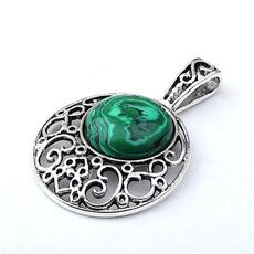 Stone, Natural, Jewelry, Chain