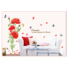 PVC wall stickers, cardecor, Home Decor, Wall Decal