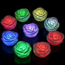 Beautiful, lampdecoration, Flowers, Night Light