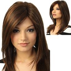 wig, brown, Fashion, womenwig