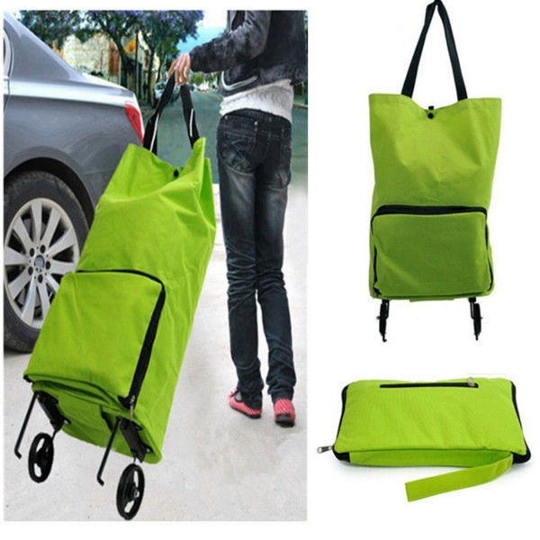 trolley, Foldable, Grocery, shopping