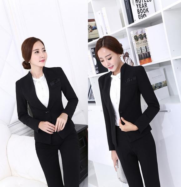 ladiesworksuit, womentrouserssuit, women pants suit, Office