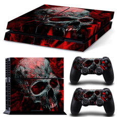 Playstation, Video Games, Console, skull