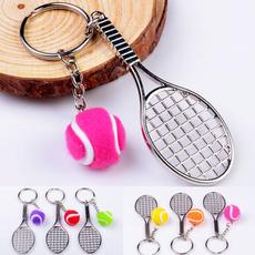 tenniskeyring, Fashion, Key Chain, Jewelry