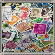 postagestamp, briefmarken, tempel, Home & Garden