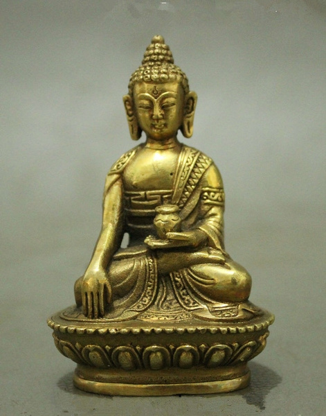 Brass, tibet, collection, decoration